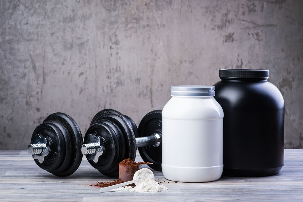 Does soy protein make you stronger?