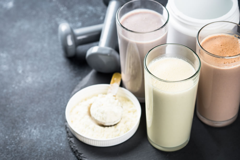 Is casein a good post-workout protein supplement?
